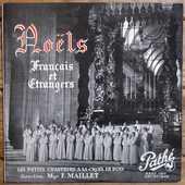 NOËL - LES PETITS CHANTEURS A LA CROIX DE BOIS-33t 25cm-BIEM 8 Tourcoing (59)