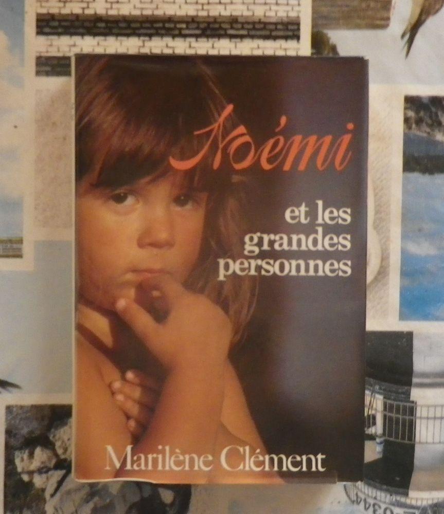 NOEMI ET LES GRANDES PERSONNES de Marilène CLEMENT 3 Bubry (56)