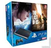 PS3 500 Go Noire + Beyond Two Souls + The Last of 384 Nalliers (85)