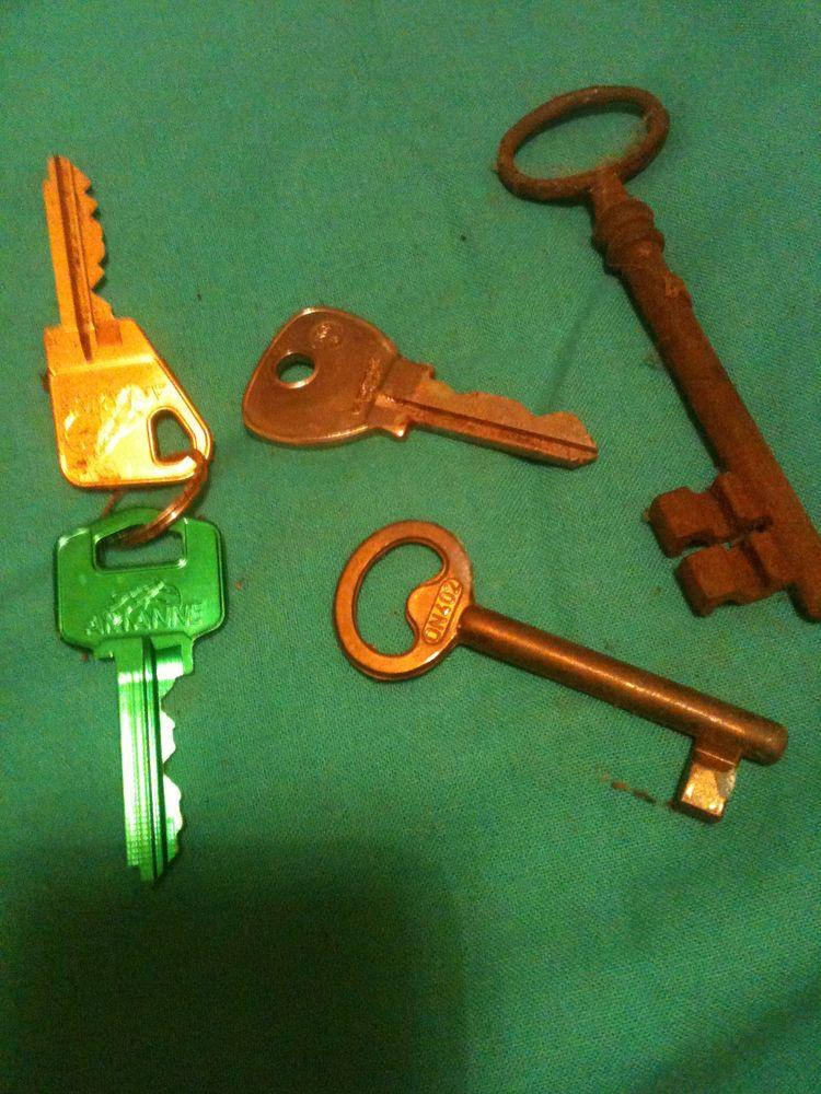 Nombreuses clés toutes sortes  2 Bosc-le-Hard (76)