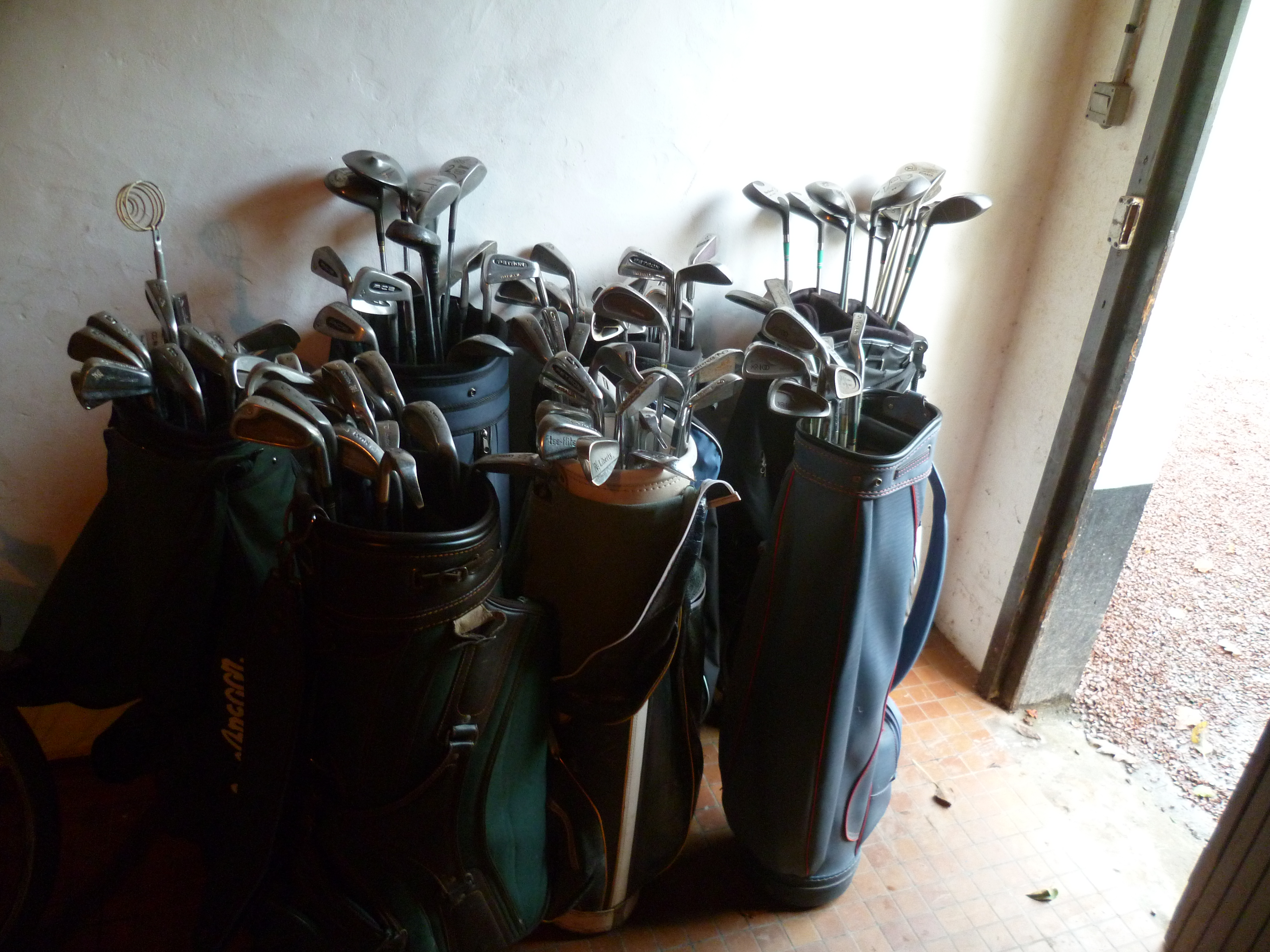 nombreux clubs de golf 5€ pièce 5 Cucq (62)