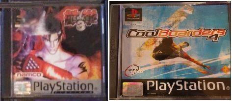 nombreux jeux Playstation 1 7 Beauchamp (95)