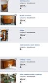 Nombreux meubles, bibelots, vaisselle 0 Saint-Brieuc (22)
