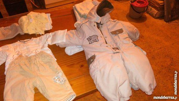 Nombreux vêtements bébé 2 Ganges (34)