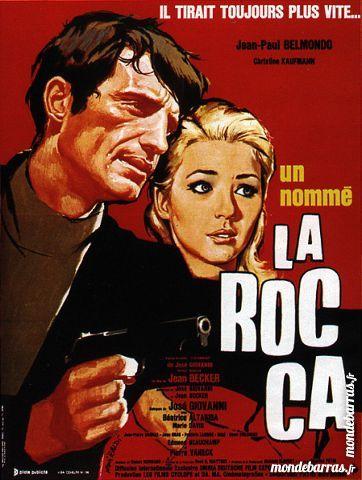 K7 Vhs: Un Nommé La Rocca (341) DVD et blu-ray