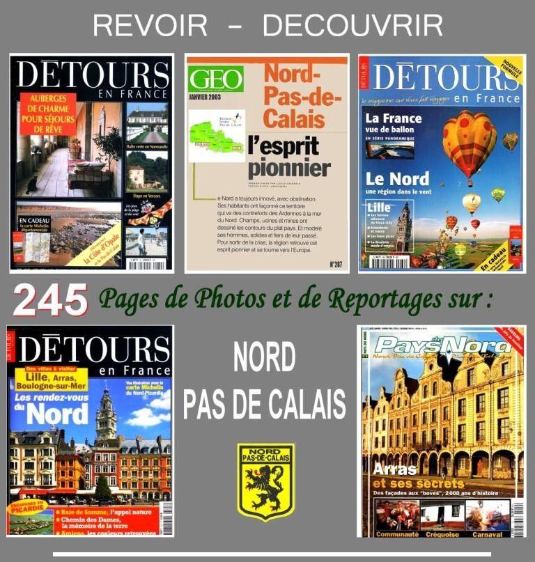 LE NORD - France - PAS DE CALAIS / prixportcompris 17 Marseille 5 (13)