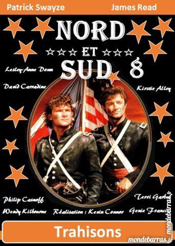 K7 Vhs: Nord et Sud 8 (429) DVD et blu-ray