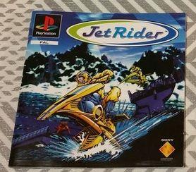 notice jeu Playstation 1 JetRider 3 Beauchamp (95)