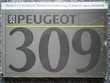 Notice utilisation PEUGEOT 309