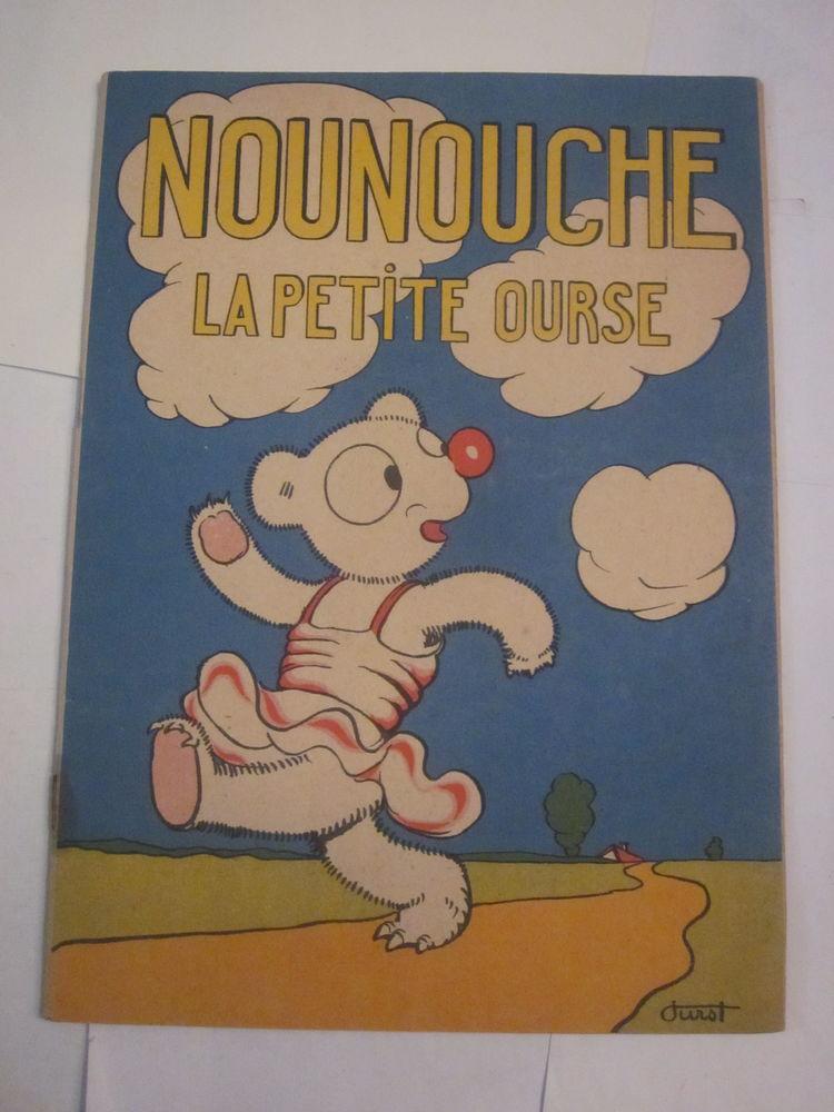 BD - NOUNOUCHE LA PETITE OURSE 6 Brest (29)