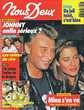 NOUS DEUX Magazine n°2388 1993  Johnny HALLIDAY