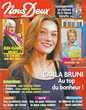 NOUS DEUX Magazine n°2996 2004  Carla BRUNI