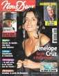 NOUS DEUX Magazine n°3004 2005  Richard GERE  Penelope CRUZ