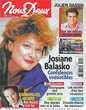 NOUS DEUX Magazine n°3045 2005  Josiane BALASKO
