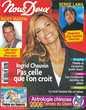 NOUS DEUX Magazine n°3056 2006  Ingrid CHAUVIN