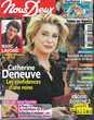 NOUS DEUX Magazine n°3058 2006  Catherine DENEUVE