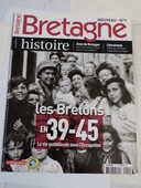 NOUVEAU BRETAGNE N° 1 LES BRETONS EN  39 - 45  5 Brest (29)