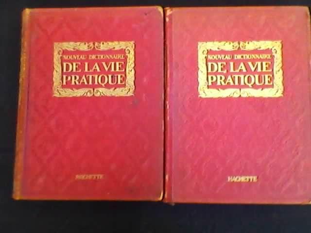 nouveau dictionnaire de la vie pratique 40 Chambéry (73)