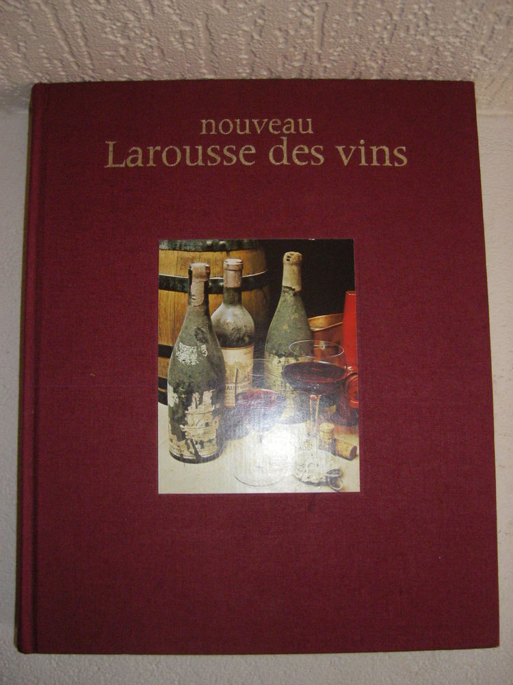 Nouveau Larousse des vins 5 Saint-Jean (31)