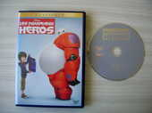 DVD LES NOUVEAUX HEROS - DISNEY 7 Nantes (44)