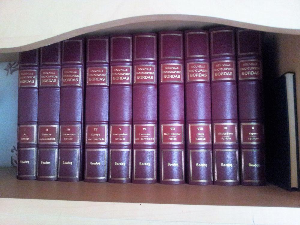 nouvelle  encyclopédie de 10 livres Bordas 30 Morsang-sur-Orge (91)