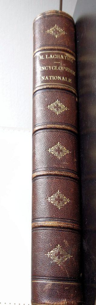 NOUVELLE ENCYCLOPEDIE NATIONALE vers 1900 25 Chaumontel (95)