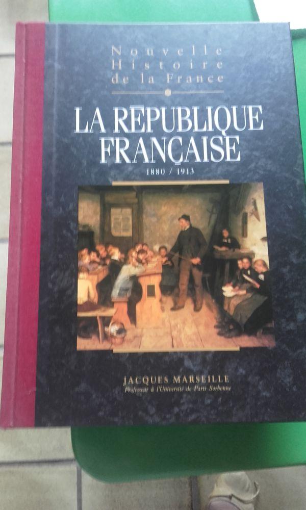 La Nouvelle Histoire de France -Jacques Marseille 20 volumes 45 Meaux (77)