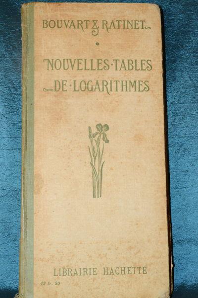 Nouvelles tables de logarithmes 10 Saint-Brieuc (22)