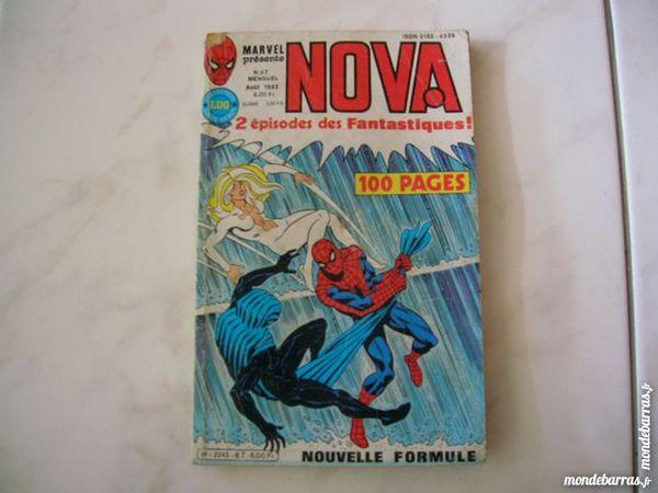 BD NOVA N°67  AOUT 1983 4 Nantes (44)
