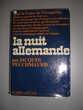 LA NUIT ALLEMANDE Livres et BD