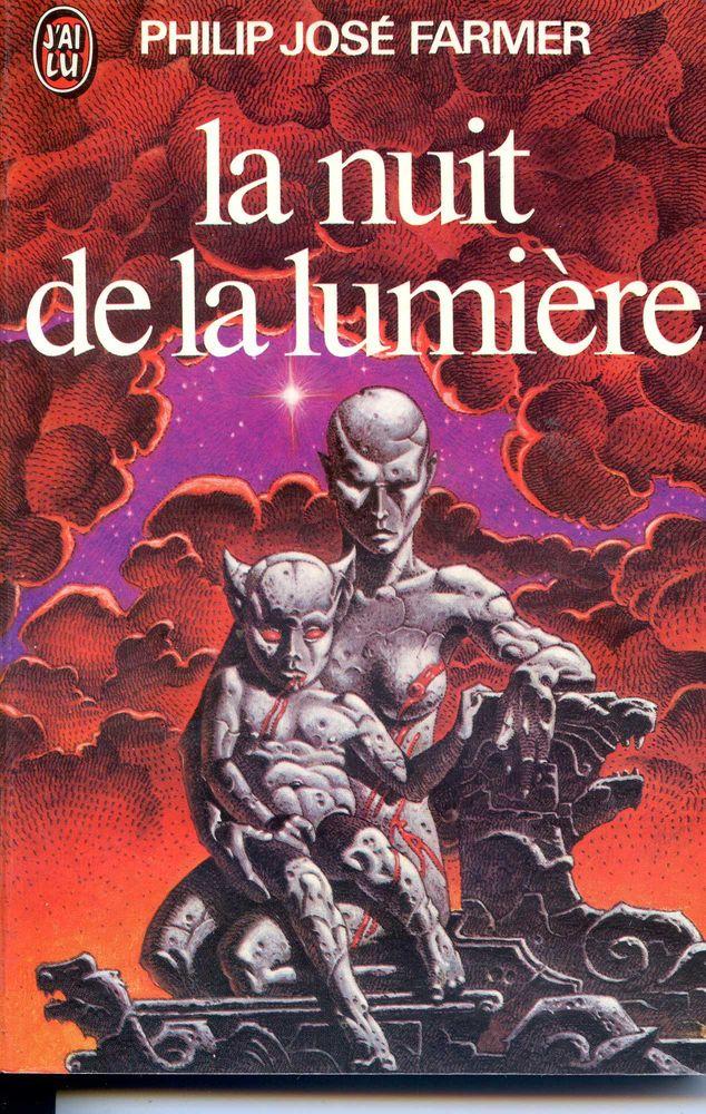 La nuit de la lumière - Philip José Farmer, 3 Rennes (35)