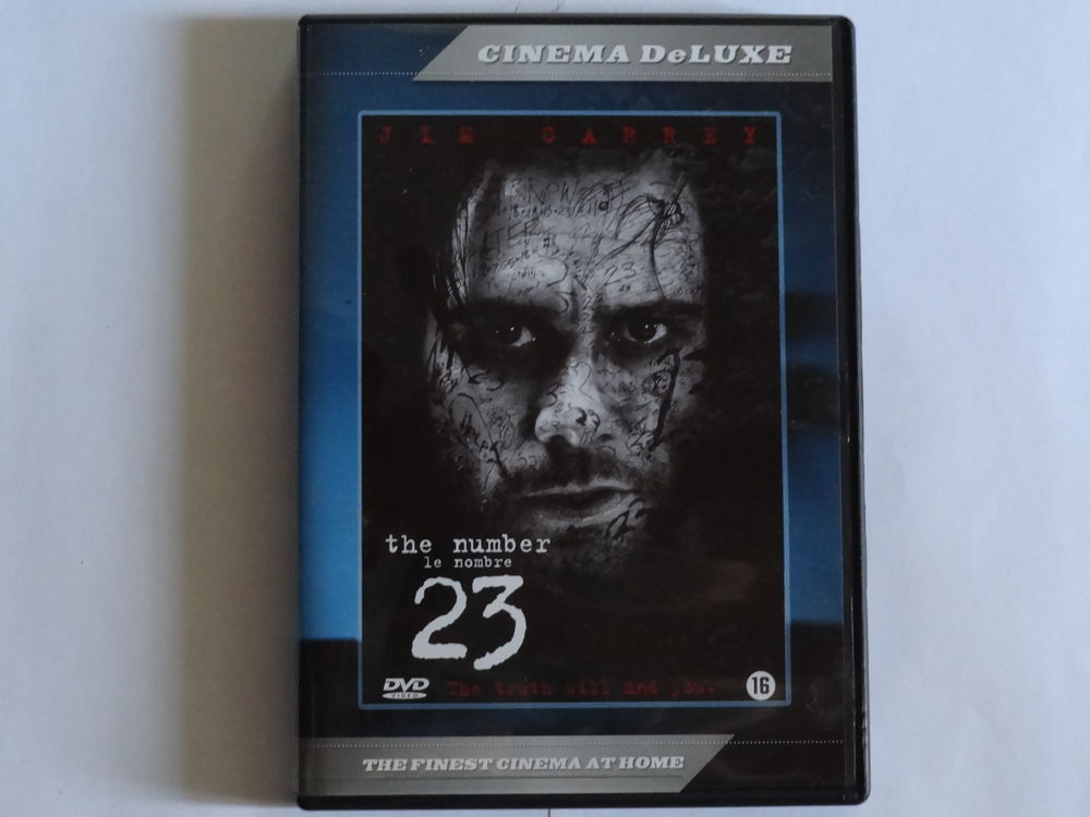 DVD the number 23 5 Saint-Chartier (36)