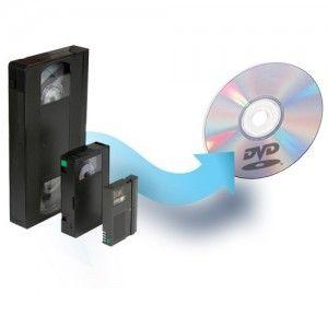 Je numérise vos anciennes cassettes en DVD 8 Rennes (35)