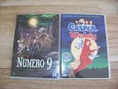 Lot de 2 DVD  Numéro 9  et  Casper et Wendy  4 Champagne (17)