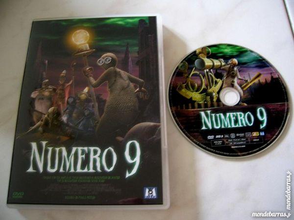 DVD NUMERO 9 - Dessin Animé de Tim BURTON 7 Nantes (44)