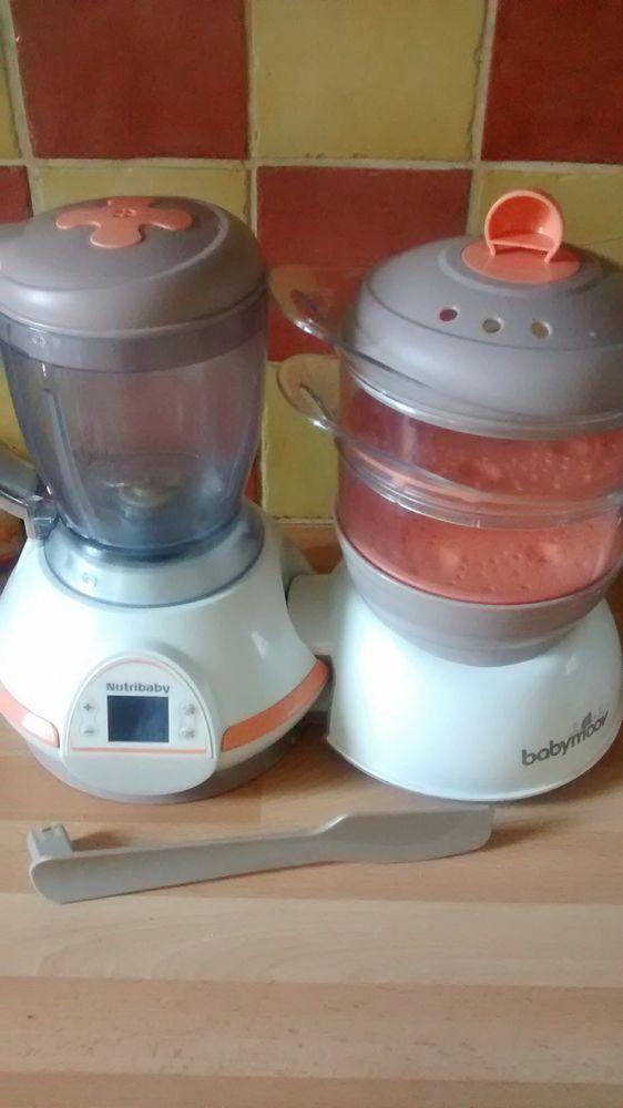 Nutri baby babymoov cuiseur vapeur 50 Saint-Jean-Pla-de-Corts (66)