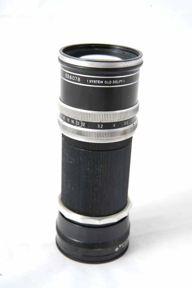 Objectif Alpa Algular 135mm F3.2 Made in  Switzerland 420 Vincennes (94)