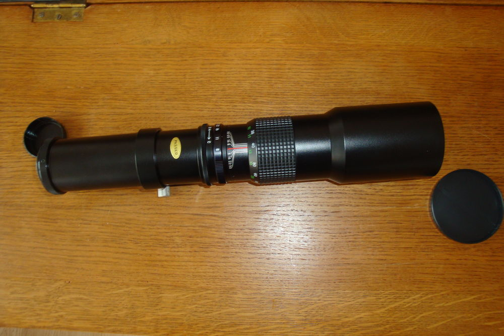Objectif 500 mm Beroflex 8,0 BV  T2  80 Quesnoy-sur-Deûle (59)