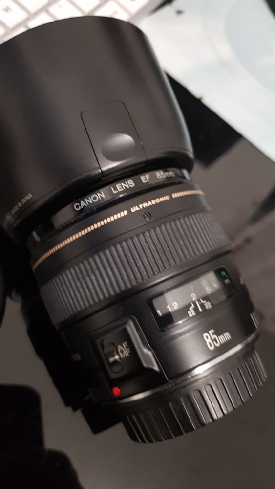 Objectif canon 85mm 1.8 330 Tigery (91)