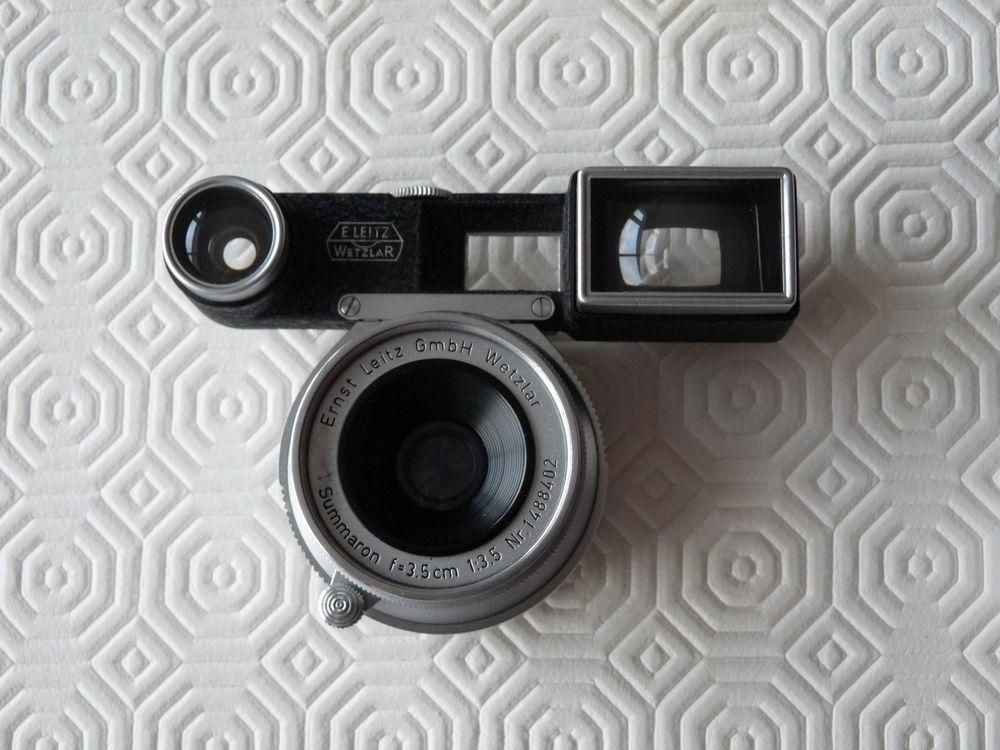 objectif LEICA SUMMARON 35 mm3.5 Photos/Video/TV