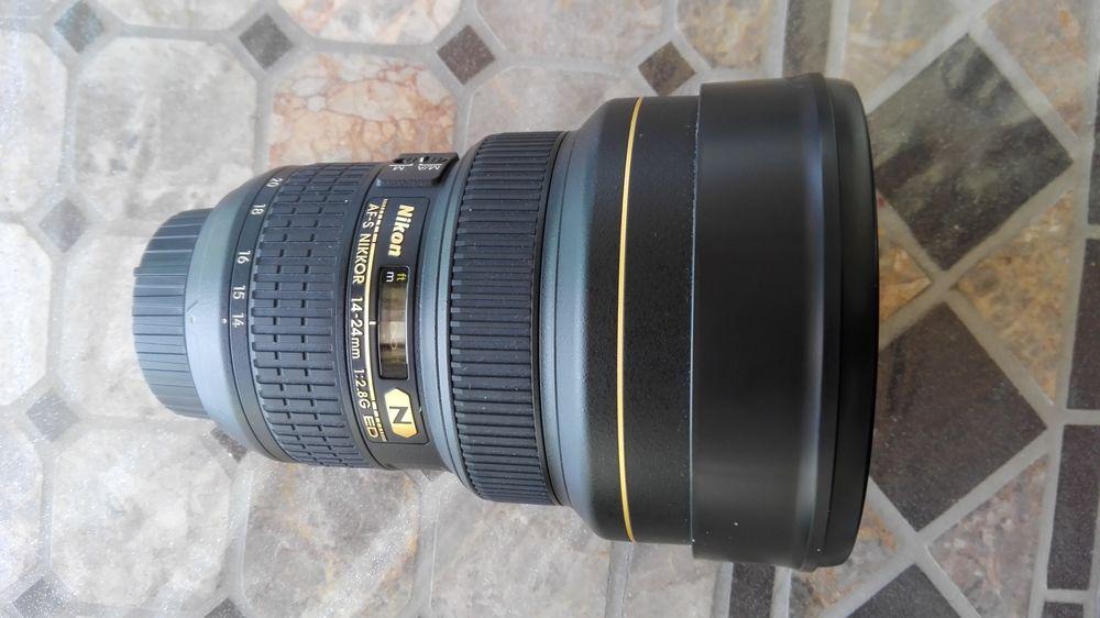 Objectif Nikon 14-24mm 2,8 (Ultra grand angle) Photos/Video/TV
