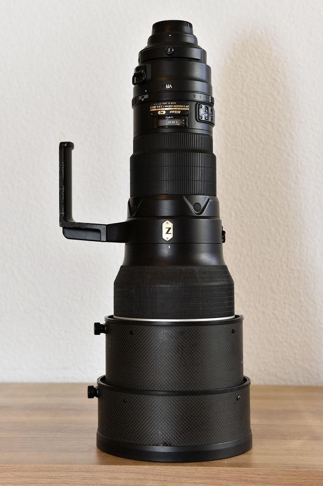 Objectif NIKON 400mm f2.8G AF-S ED VR  4600 Saint-Julien-en-Genevois (74)