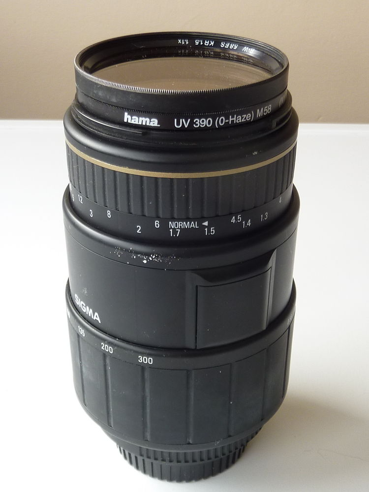 Objectif SIGMA 28 - 105 mm Photos/Video/TV