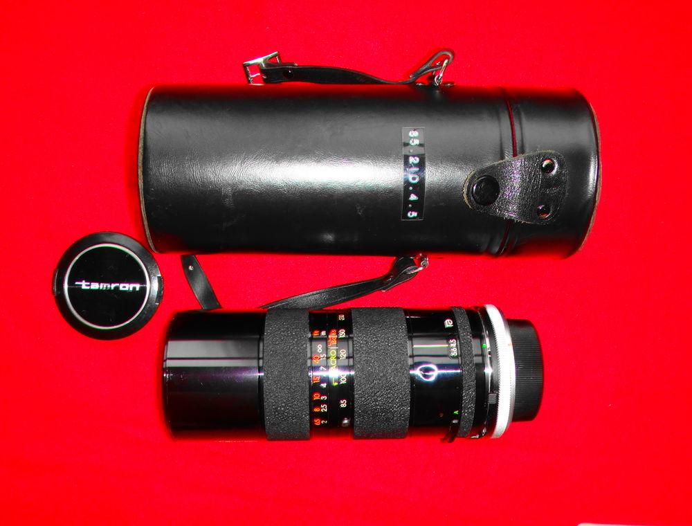 Objectif TAMRON 55mm pour CANON Zoom Macro 85-210  50 Paris 15 (75)