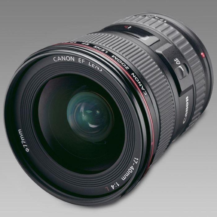 OBJECTIF ZOOM Canon EF 17-40mm f/4L USM 400 Ploemeur (56)