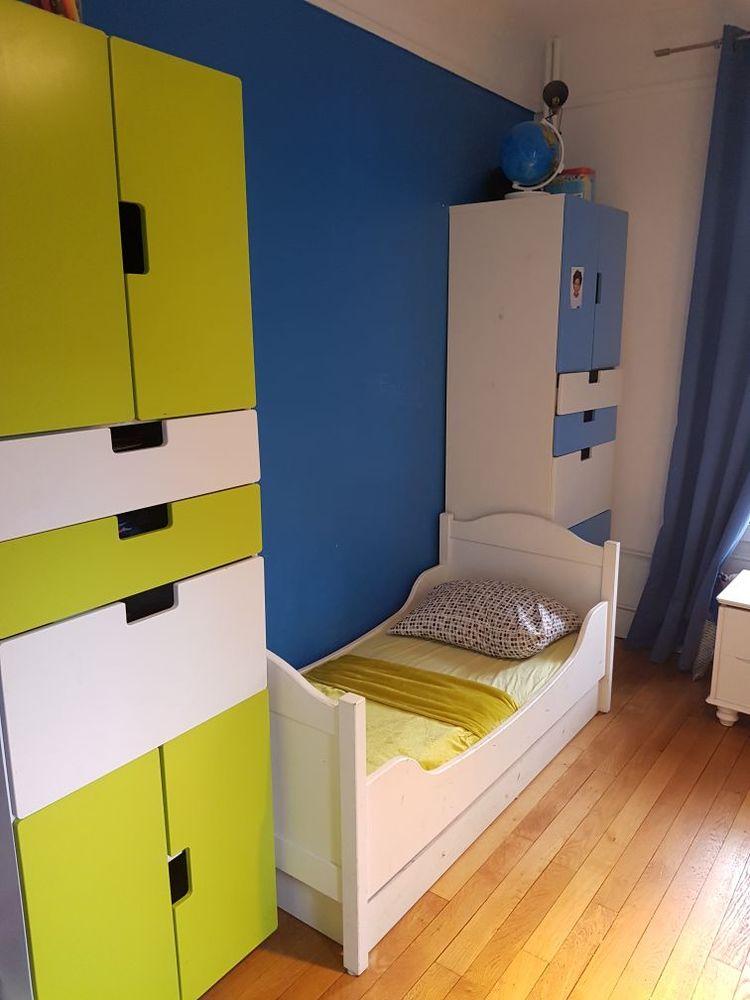 objet.lit  + armoire pour enfants  130 Paris 15 (75)