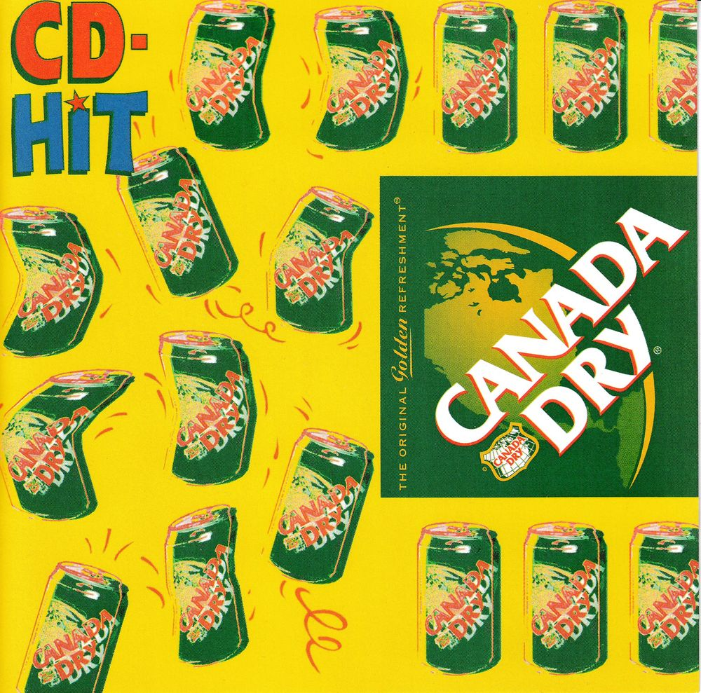 CD      CD-Hit     Objet Publicitaire Canada Dry Compilation 7 Bagnolet (93)