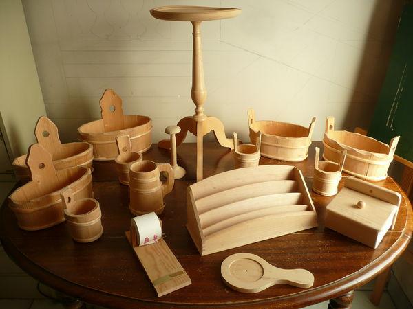 achetez objets en bois brut occasion annonce vente gap 05 wb147560343. Black Bedroom Furniture Sets. Home Design Ideas