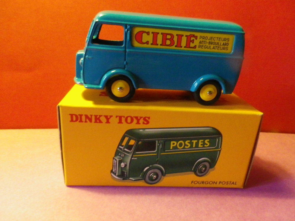 objets collection - 1/43 - DINKY TOYS 23 Troyes (10)
