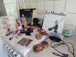 Lot d'objets divers  :  bibelots, disques, porcelaine... Colmar (68)